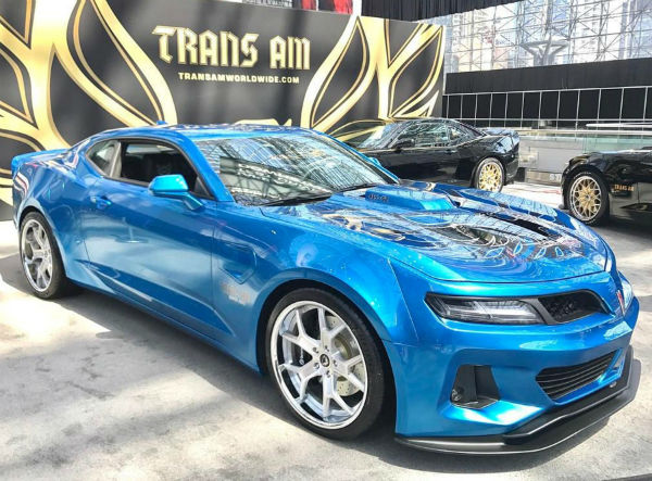 2021 Pontiac Trans AM HP