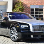 2021 Rolls-Royce Ghost Rendering