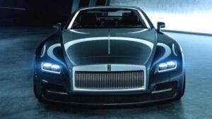 2021 Rolls-Royce Wraith Coupe