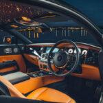 2021 Rolls-Royce Wraith Interior