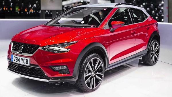 2021 Seat Arona SUV Restyling