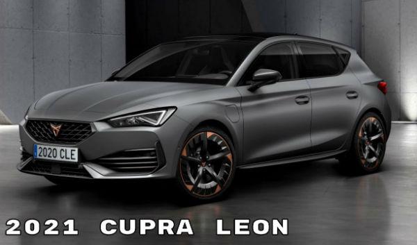 2021 Seat Leon Cupra