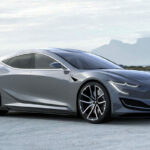 2021 Tesla Model S Body