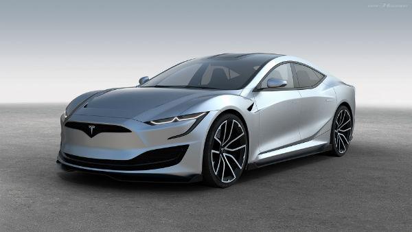 2021 Tesla Model S P100d