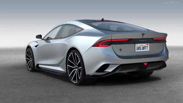 2021 Tesla Model S Performance