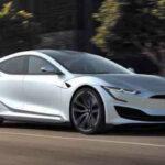 2021 Tesla Model X P100d