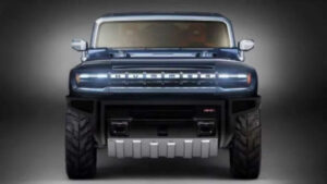 GME Hummer Electric Truck