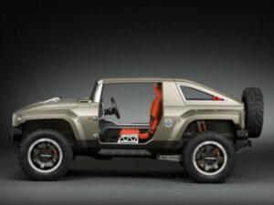 Hummer 2021 HX