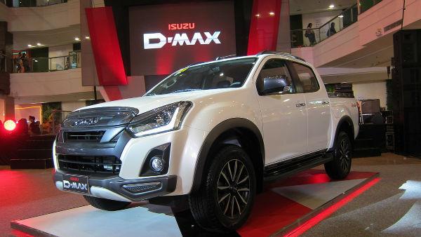 Isuzu D-Max 2021 Philippines