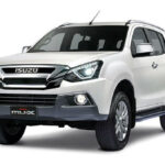 Isuzu MUX Car
