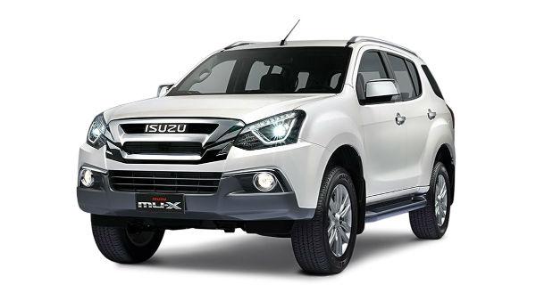 Isuzu MUX Car