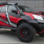 Isuzu MUX Modified