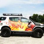 Isuzu MUX SUV
