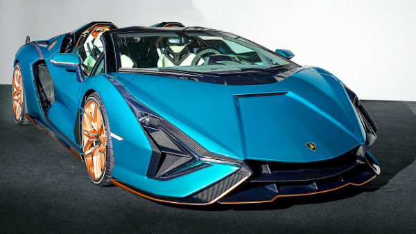 Lamborghini 2021