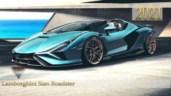 Lamborghini Sian 2021