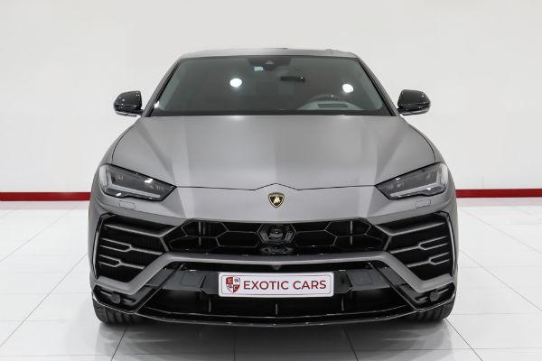 Lamborghini Urus 2021 Grey