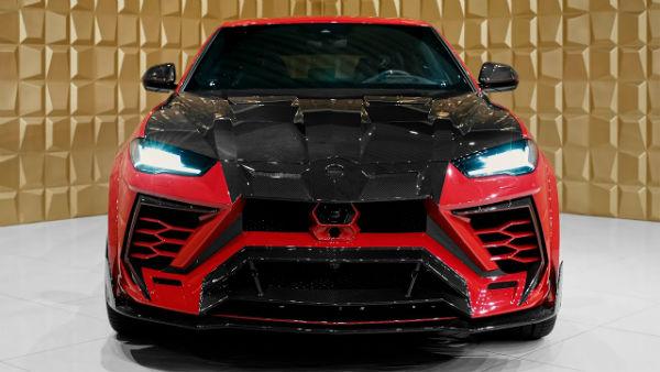 Lamborghini Urus Mansory 2021