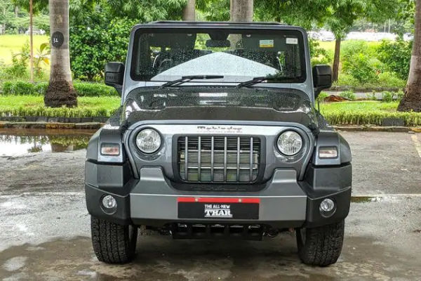 Mahindra Thar 2021 Kerala