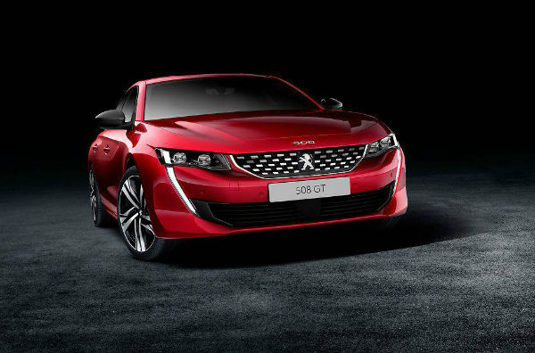 Nuevo 508 Peugeot 2021