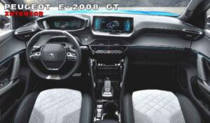 Peugeot 2008 2021 Interior