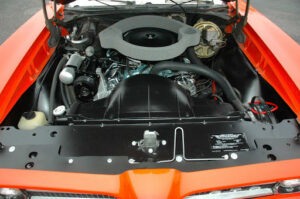 Pontiac GTO Judge Engine
