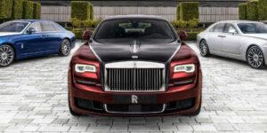 Rolls-Royce-Ghost 2021