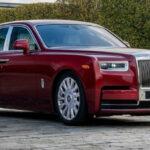 Rolls-Royce Wraith 2021