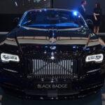 Rolls-Royce Wraith 2021 Black Badge
