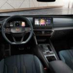 Seat Leon Cupra 2021 Interior