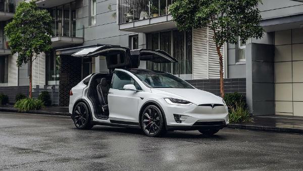 Tesla 2021 Model S