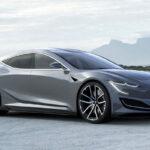 Tesla Model X Redesign 2021