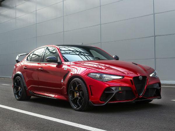 2021 Alfa Romeo GTA