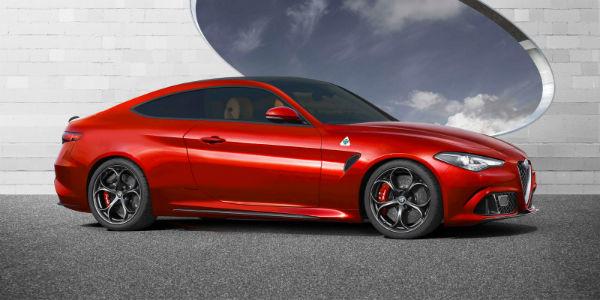 2021 Alfa Romeo Giulia Coupe