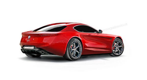 2021 Alfa Romeo Giulia GTV