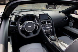 2021 Aston Martin DBS Superleggera Interior