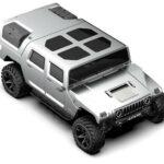 2021 H1 Hummer