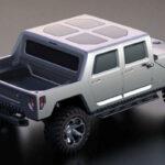 2021 Hummer H1 Concept