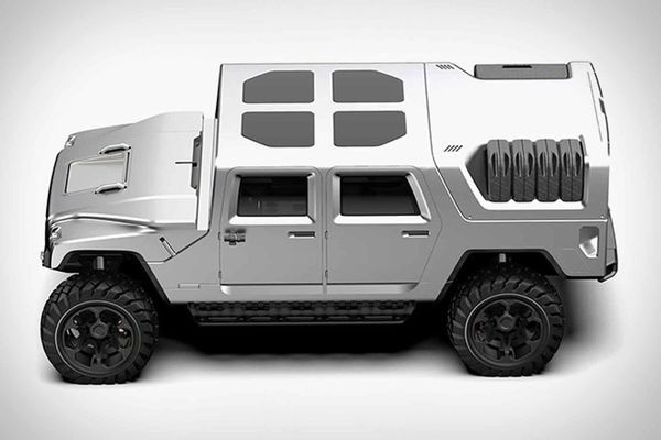 2021 Hummer H1 Military SUV