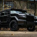 2021 Hummer H2 Black Stallion