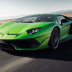 2021 Lamborghini Aventador Coupe
