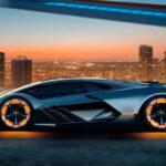 2021 Lamborghini Aventador S