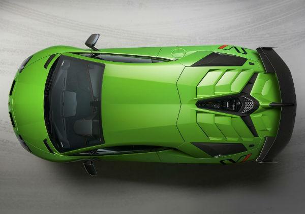 2021 Lamborghini Aventador SVJ Coupe