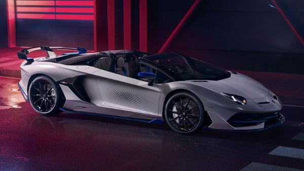 2021 Lamborghini Aventador SVJ Xago