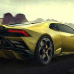 2021 Lamborghini Huracan Performante