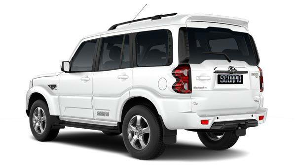2021 Mahindra Scorpio XUV
