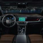 2021 Mahindra XUV500 Interior