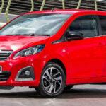 2021 Peugeot 108 Electric