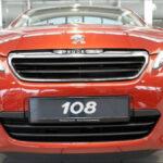 2021 Peugeot 108 Facelift