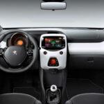 2021 Peugeot 108 Interior