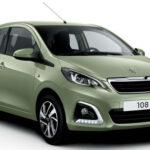 2021 Peugeot 108 Mini Car